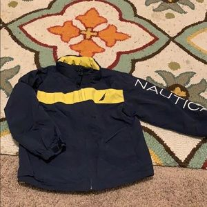 Nautica jacket size 4 please read the description